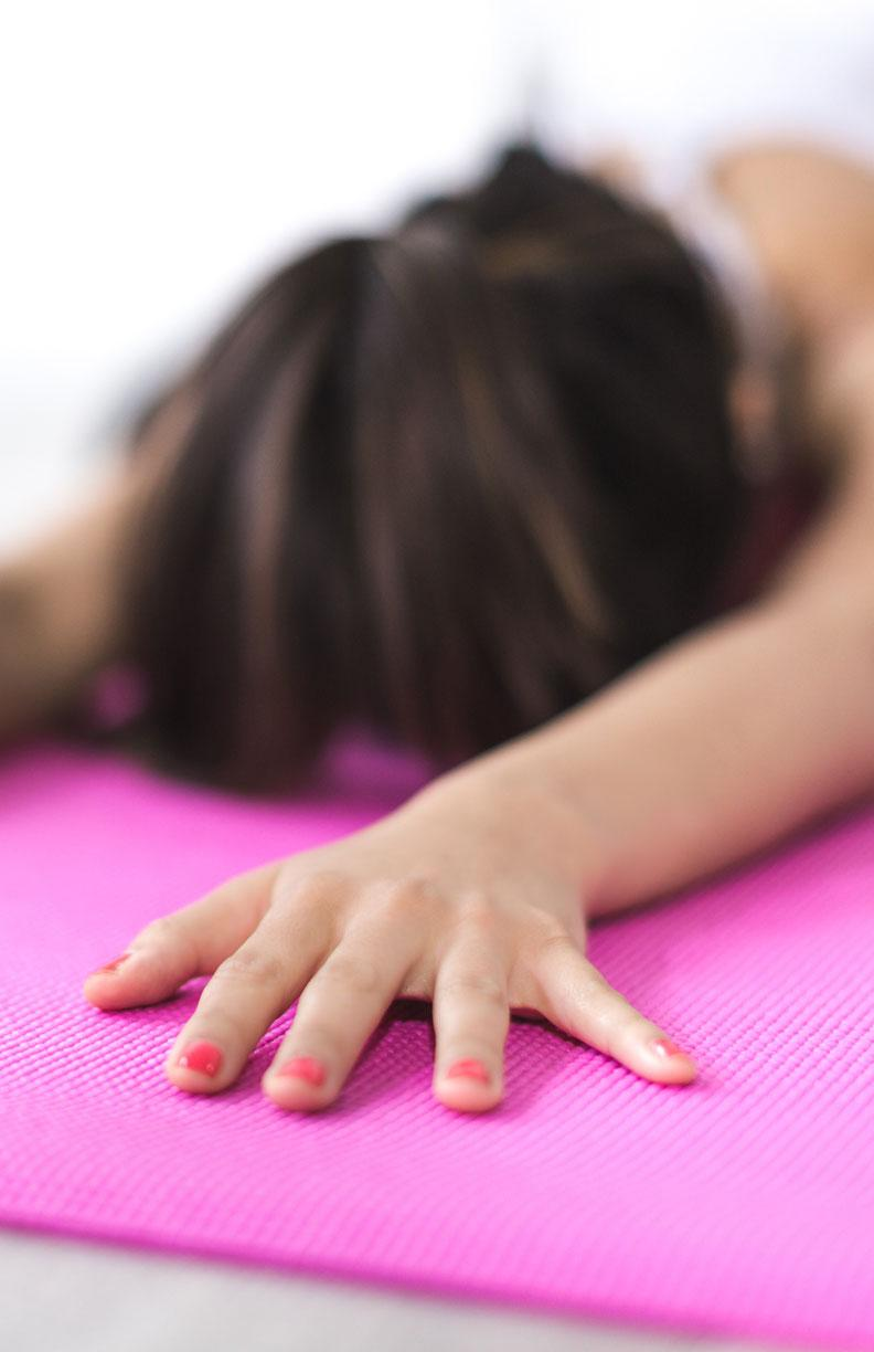 Learn more about Mindful Yoga at Bay West