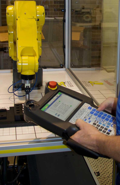 Mechatronics and Robotics at Bay College