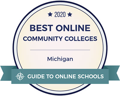 2020 Best Online Community Colleges in Michigan