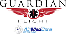 Guardian Flight Air Med Care logo