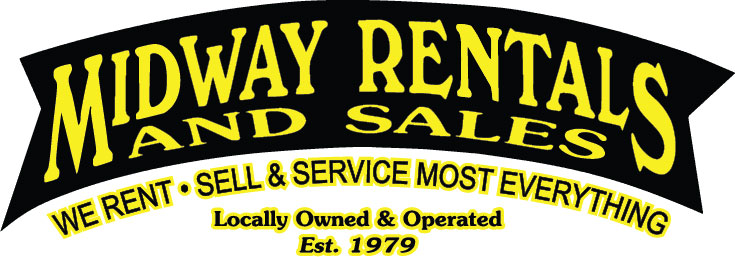 Midway Rentals and Sales logo