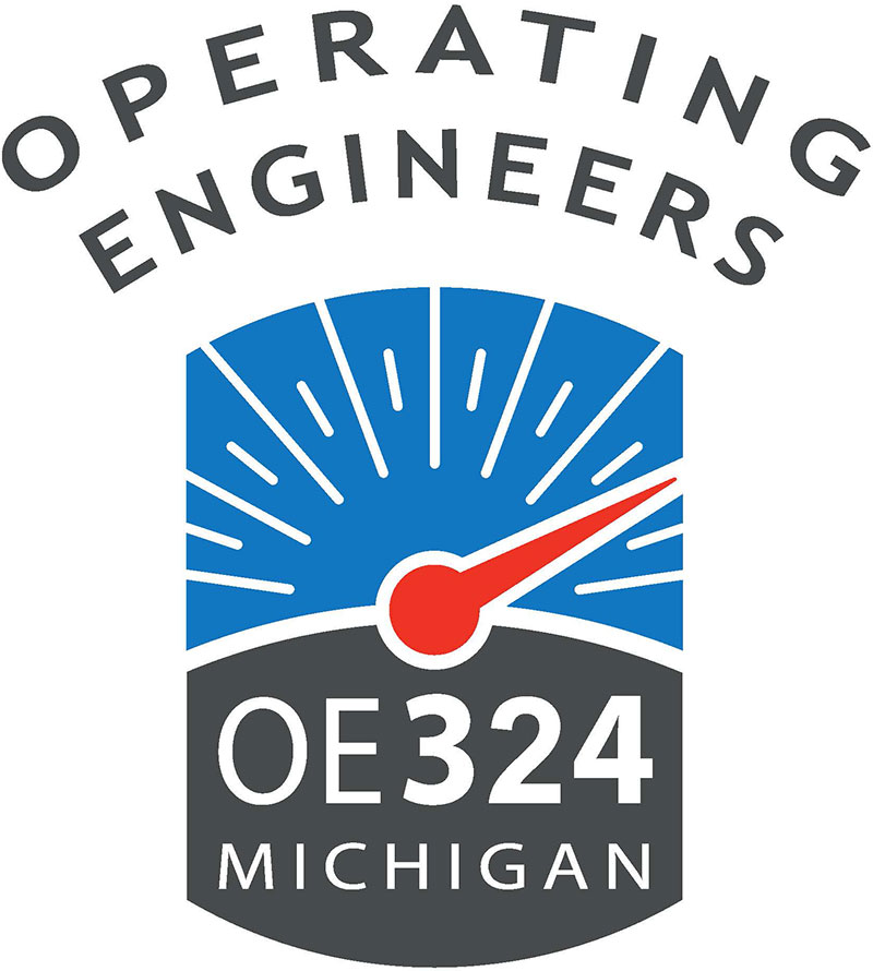 Operating Engineers Local 324 logo