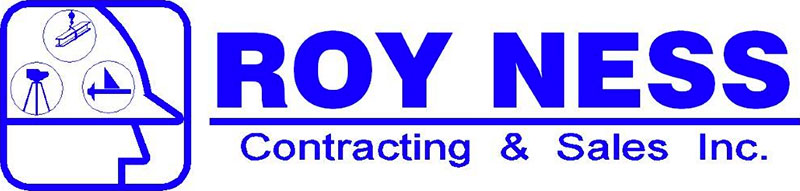 Roy Ness Contracting logo