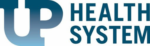 UP Health Systems logo