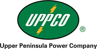Upper Peninsula Power Company logo