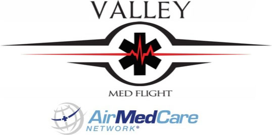 Valley Med/AirMed Care Network logo