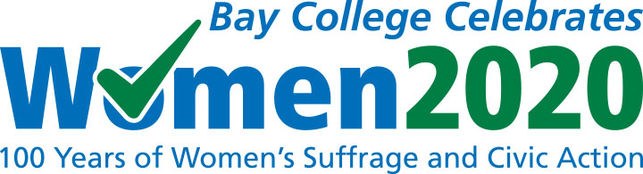 Bay College Women 2020 logo